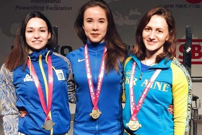 Хмельничанка Тетяна Щавінська встановила новий рекорд України з паверліфтингу