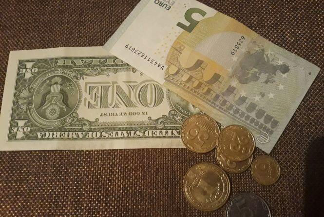 Долар зріс. Курс валют на 15 серпня