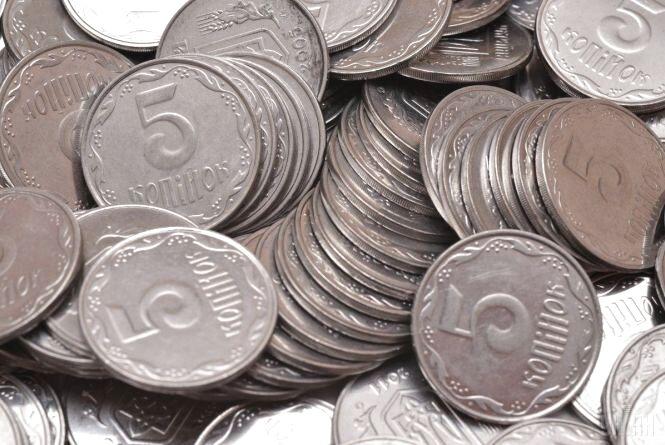 З 1 жовтня в Україні з обігу вийдуть дрібні монети