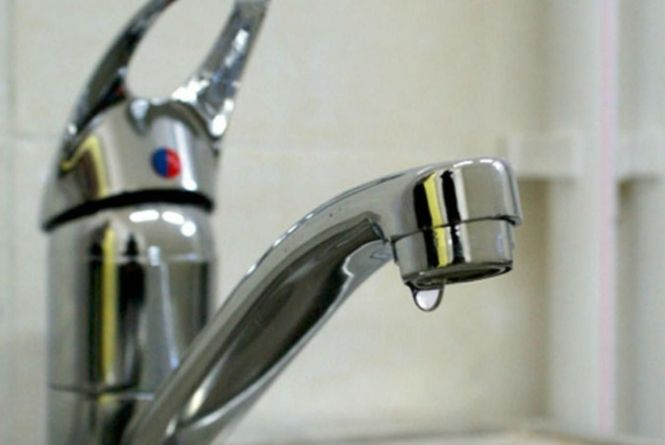 На дев'яти вулицях у Гречанах вимикатимуть воду