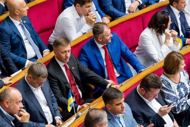 Сергій Лабазюк: Потрібно нарешті поставити крапку в питанні кнопкодавства в Раді! (прес-служба Сергія Лабазюка)