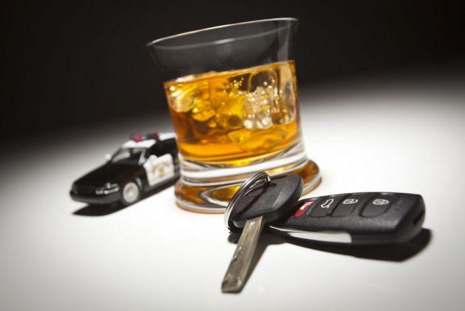 Скільки водіїв на Хмельниччині попалися п'яними за день