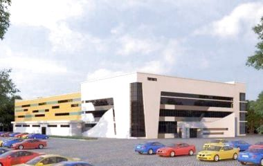 Палац спорту у Хмельницькому за 277 мільйонів: звідки гроші і коли збудують