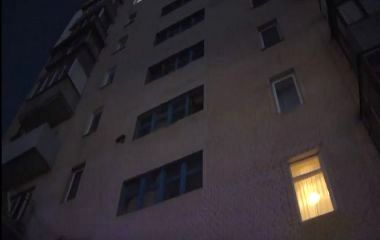 На Курчатова горіла квартира у багатоповерхівці