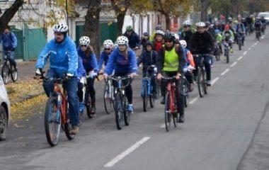 У вихідні хмельничани закриють велосезон масовим пробігом по місту