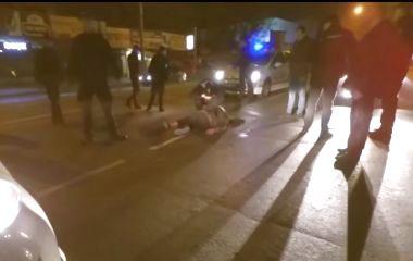 """Вбивство біля """"Либідь Плази"""" у Хмельницькому: що відомо (+ ВІДЕО)"""