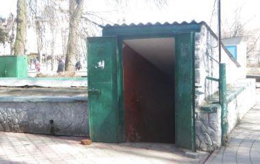 У сквері Шевченка збудують туалет за 2,6 мільйона гривень