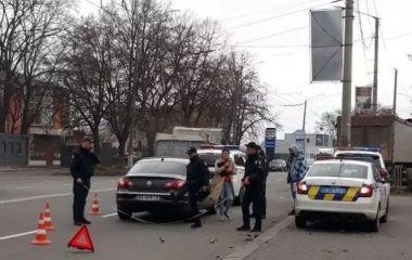 П'яний водій-втікач та побита поліцейська автівка: хроніка ДТП у Хмельницькому