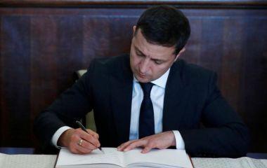 Зеленський призначив нових голів РДА на Хмельниччині (СПИСОК)
