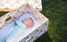 """""""Baby Box"""" для новонароджених: детальний список речей, які безкоштовно видаватимуть мамам"""
