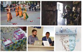 Пожежа у школі та індійські танці: ТОП-5 новин тижня у Хмельницькому