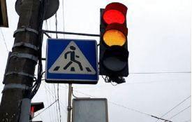 Хмельничанин просить встановити світлофор перед в'їздом до ринку на вулиці Купріна