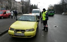 З листопада Укртрансбезпека ретельніше перевірятиме таксистів