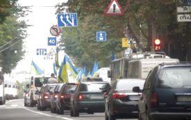 """""""АвтоЄвроСила"""" буде перекривати рух на виїзді із Хмельницького"""