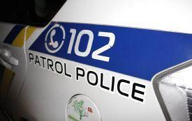 """Сірий """"BMW"""" скоїв ДТП у центрі Хмельницького і втік: водія розшукують"""