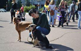 У Хмельницькому пройшов Марш за тварин (ФОТО, ВІДЕО)