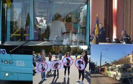 Від нових тролейбусів до маршу за тварин: ТОП-5 новин тижня у Хмельницькому