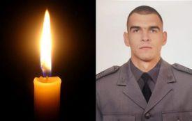 На Хмельниччині прощатимуться із 26-річним загиблим солдатом Максимом Кондратюком