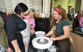 У Хмельницькому провели майстер-клас із гончарства (ФОТО, ВІДЕО)