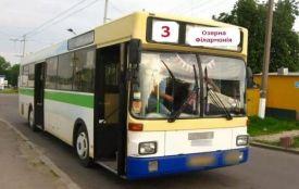 У Хмельницькому прискорили запуск нового маршруту та нових автобусів
