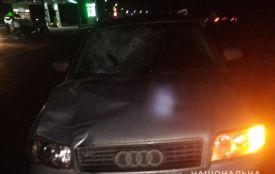 Біля Давидковецького перехрестя «Audi» насмерть збила чоловіка