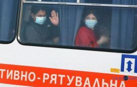 Із Китаю до України евакуювали мешканців Хмельниччини