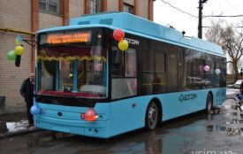 У Хмельницькому запустять тролейбус через Пілотську (ГРАФІК)