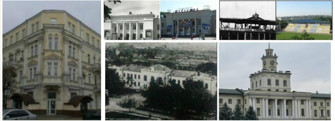 Як змінювався Хмельницький: історія міста у його будівлях  (КАРТА)