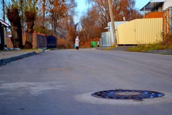 Провулок Гагаріна (капремонт за 485 тис грн)