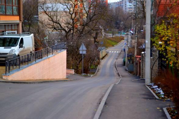 Вулиця Миколи Мазура (капремонт за 888 тис грн)