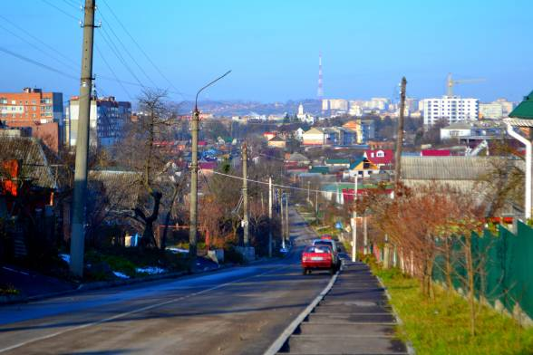 Вулиця Короленка (капремонт за 2 млн грн)