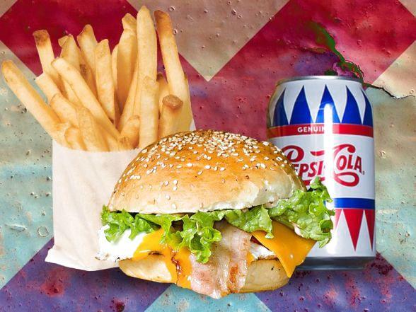 breakfest burger