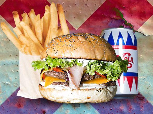 wilson double burger