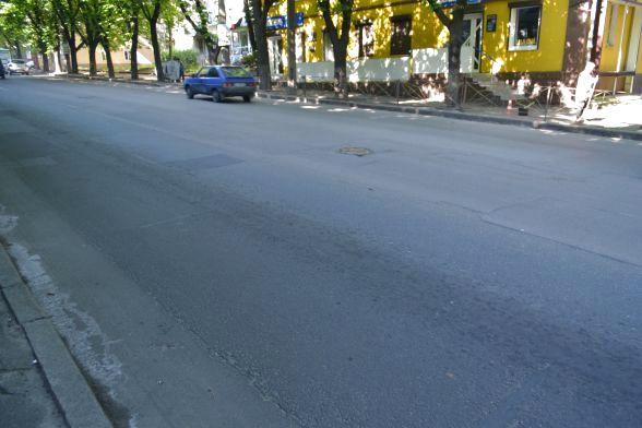 Вулиця Кам'янецька