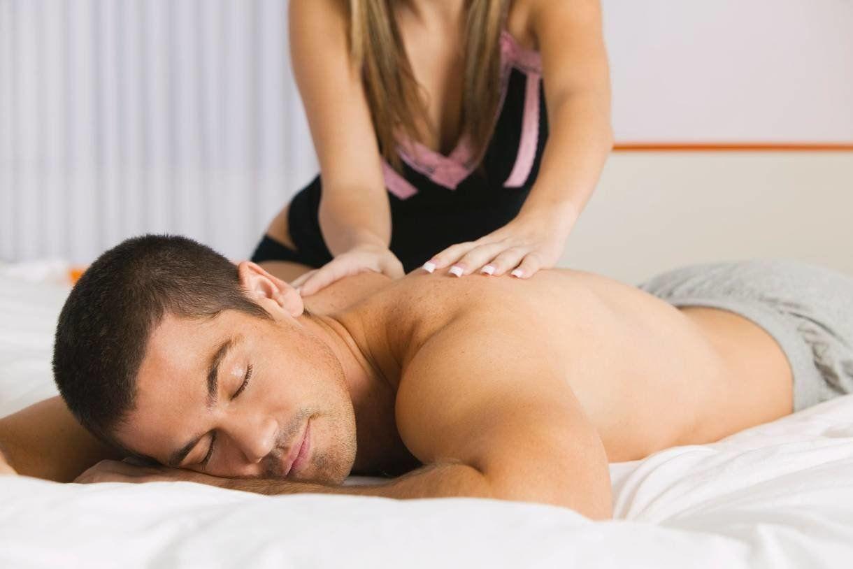 Сексуальний масаж в ки в